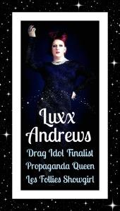 luxx andrews promo